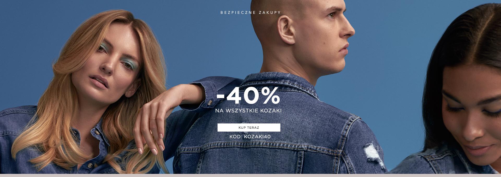 Do -80% na 40 000 produktów!
