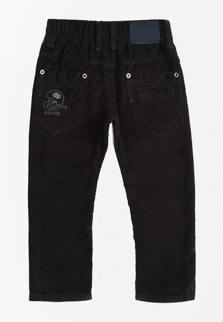 Ciemnoszare Spodnie Casual Kid