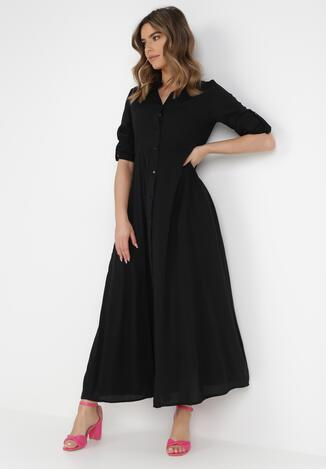 Czarna Sukienka Controllable