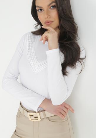 Biała Bluzka Tammy