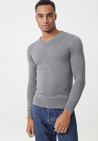 Szary Sweter Aldridge