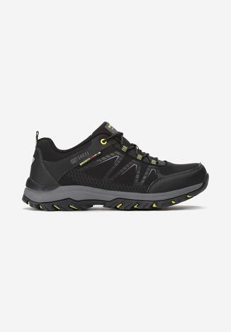 Czarno-Żółte Buty Sportowe Mathews