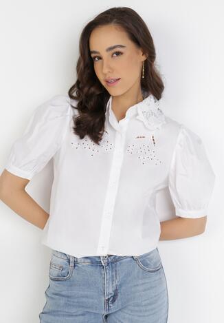 Biała Koszula Duncan