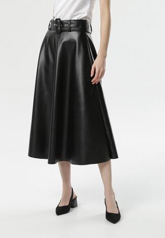 Czarna Spódnica Themise
