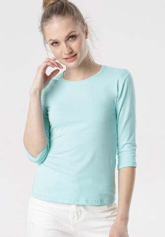 Jasnoniebieska Bluzka Dorycia
