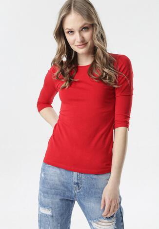 Czerwona Bluzka Dorycia