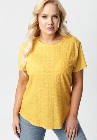 Żółta Bluzka Salasiphe