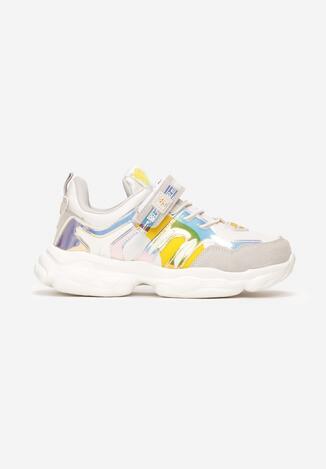 Białe Buty Sportowe Aranoire