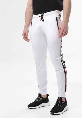 Białe Spodnie Melossa