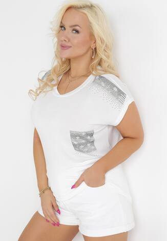 Biała Bluzka Dianeh