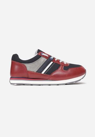Czerwone Buty Sportowe Yathe