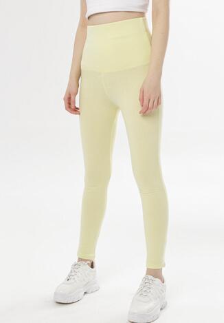 Żółte Legginsy Aralinai