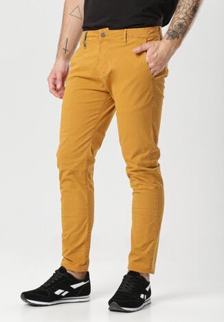 Camelowe Spodnie Hyssa