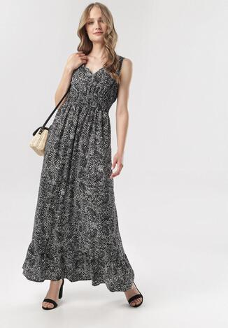 Czarna Sukienka Neriney
