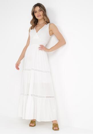 Biała Sukienka Rhenemisa