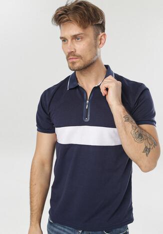 Granatowa Koszulka Diolori