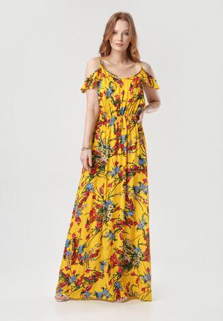 Żółta Sukienka Diarial