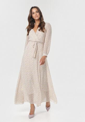 Jasnofioletowa Sukienka Adriewen