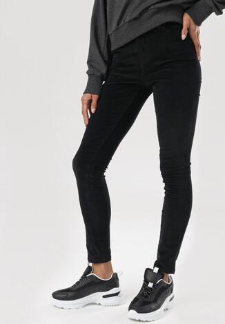 Czarne Spodnie Clasine
