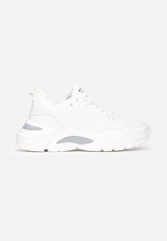 Białe Buty Sportowe Talovien