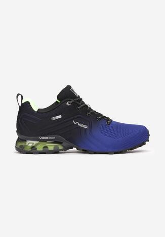 Niebiesko-Zielone Buty Sportowe Vhesiesh