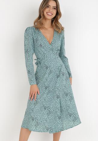 Zielona Sukienka Lilnara