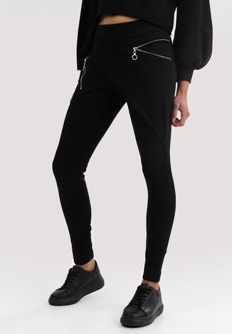 Czarne Spodnie Iphisrya