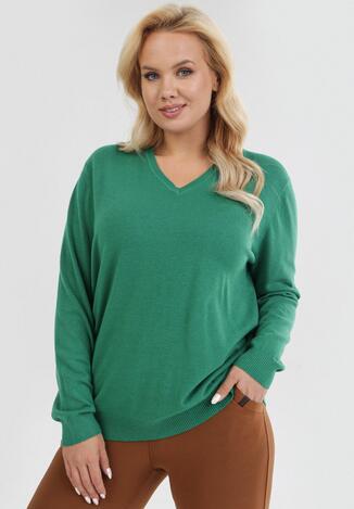 Zielony Sweter Eshiraith
