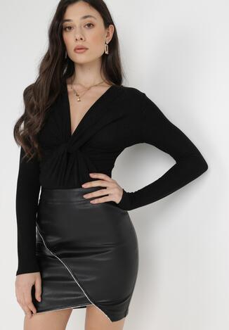 Czarna Spódnica Qinless