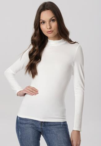 Biała Bluzka Risevera