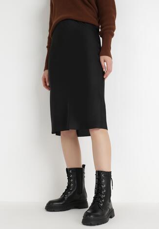 Czarna Spódnica Nereirith