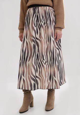 Kremowa Spódnica Polline