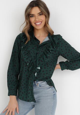 Zielona Bluzka Fogreaver