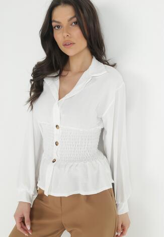 Biała Bluzka Firefrost