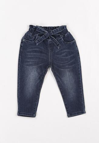 Granatowe Spodnie Funnymint