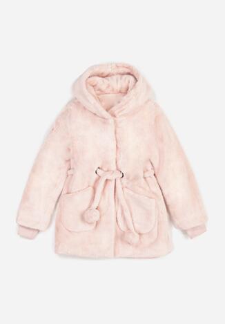 Różowy Płaszcz Foggyjewel
