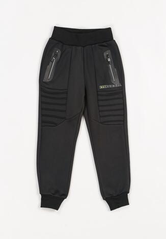 Czarne Spodnie Thevalur