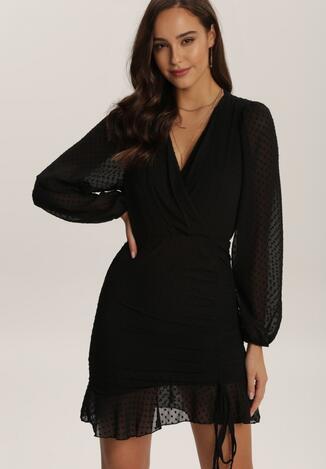 Czarna Sukienka Liza