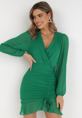 Zielona Sukienka Liza
