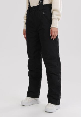 Czarne Spodnie Melonore