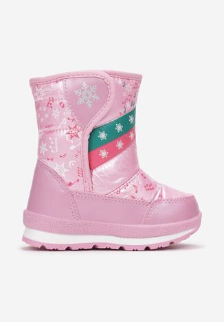Różowe Śniegowce Ariesnys