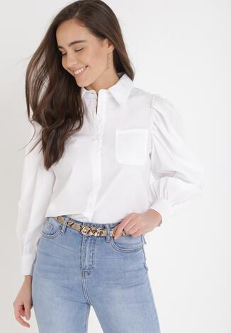 Biała Koszula Adrille