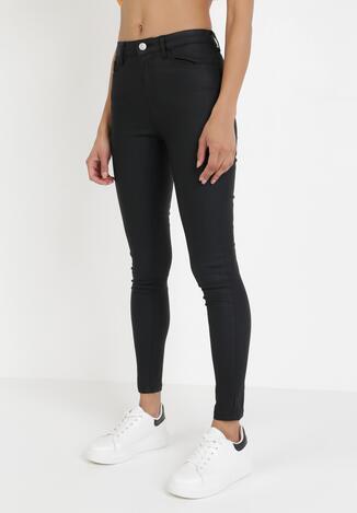 Czarne Spodnie Merevianna