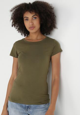 Khaki T-shirt Nemensea