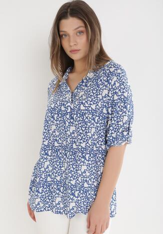 Niebieska Bluzka Lisanthei