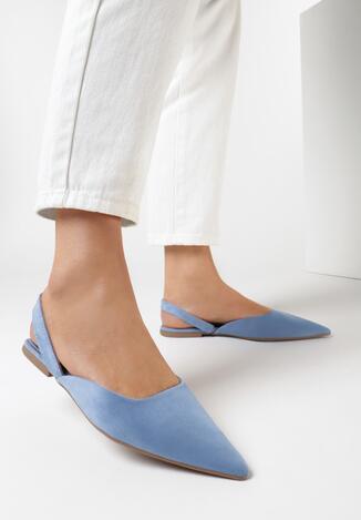 Niebieskie Sandały Aethithis