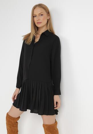 Czarna Sukienka Misite