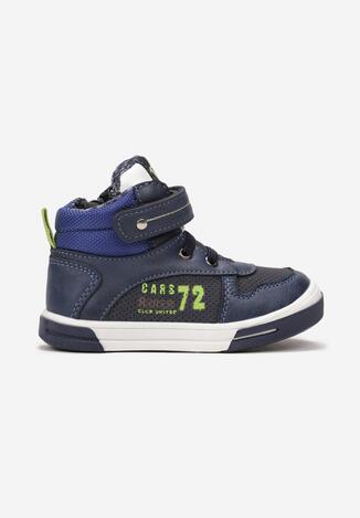 Niebieskie Buty Sportowe Teleliphis