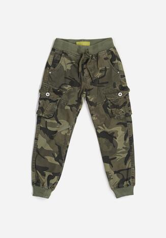 Zielone Spodnie Phiamia
