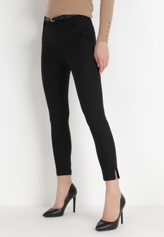 Czarne Spodnie Physarane